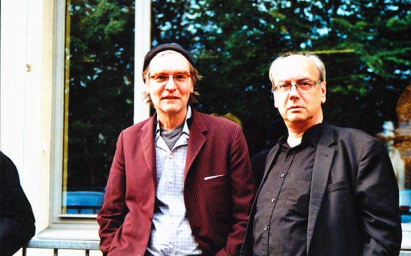 Thomas Schütte und Michael Royen