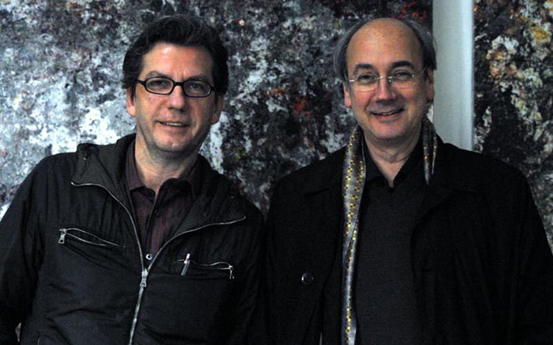 Thomas Ruff und Michael Royen